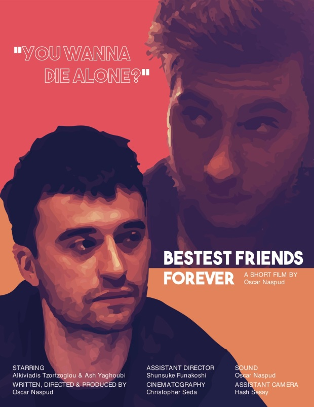 Bestest Friends Forever - Movie Poster